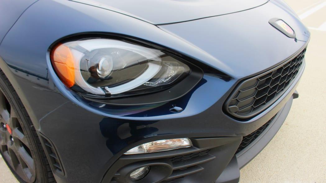 2019 Fiat 124 Spider Abarth exterior