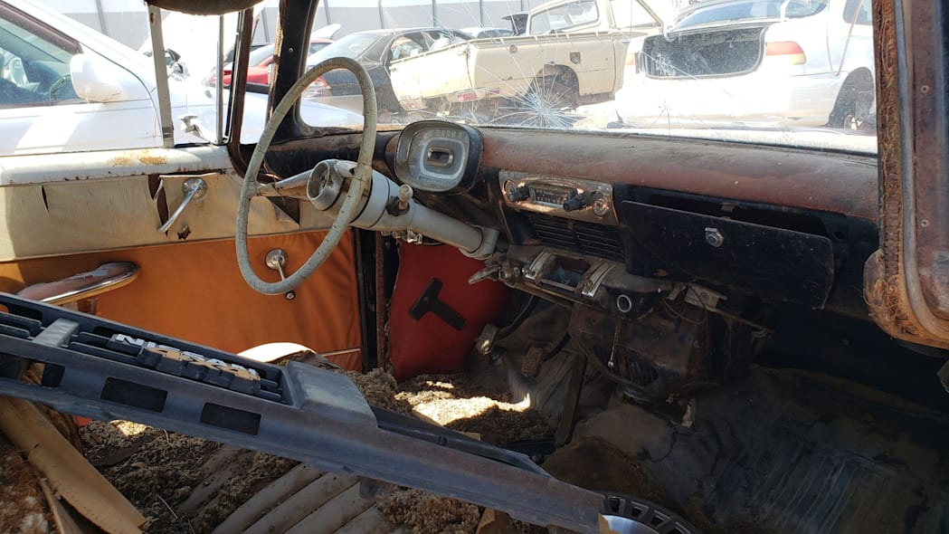 38 - 1958 Vauxhall Victor Super Estate in Colorado wrecking yard - photo by Murilee Martin