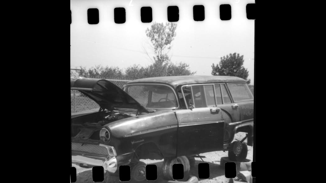 59 - 1958 Vauxhall Victor Super Estate in Colorado wrecking yard - photo by Murilee Martin