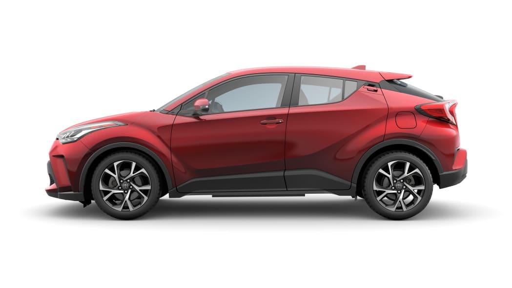 2020 Toyota CHR profile