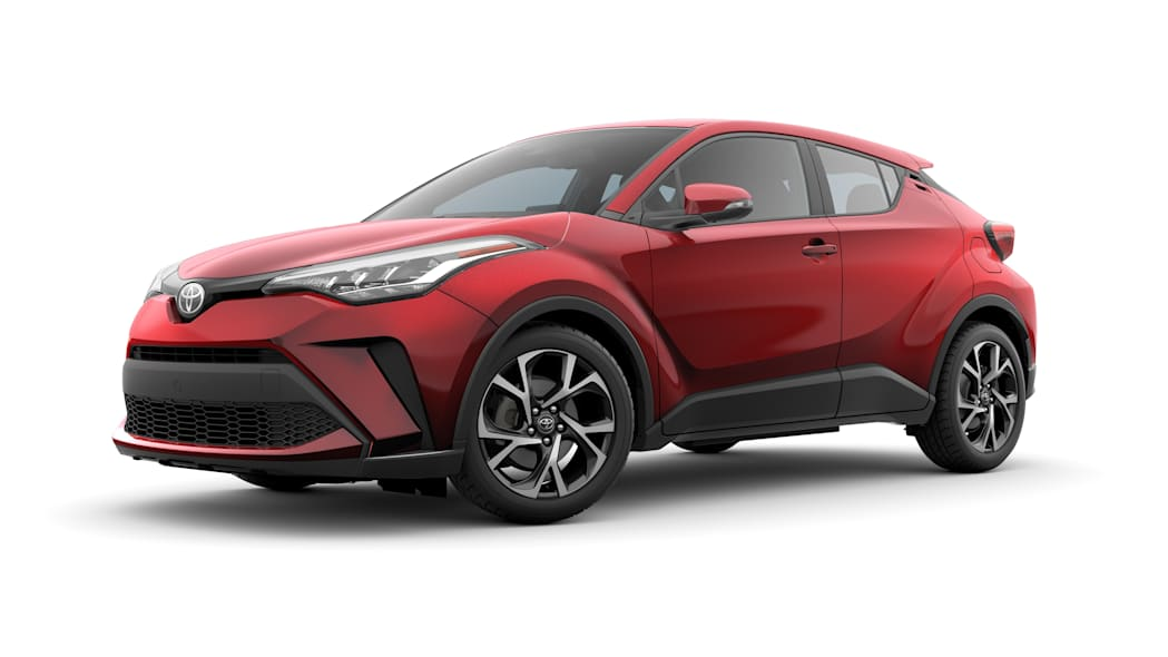 2020 Toyota CHR front side