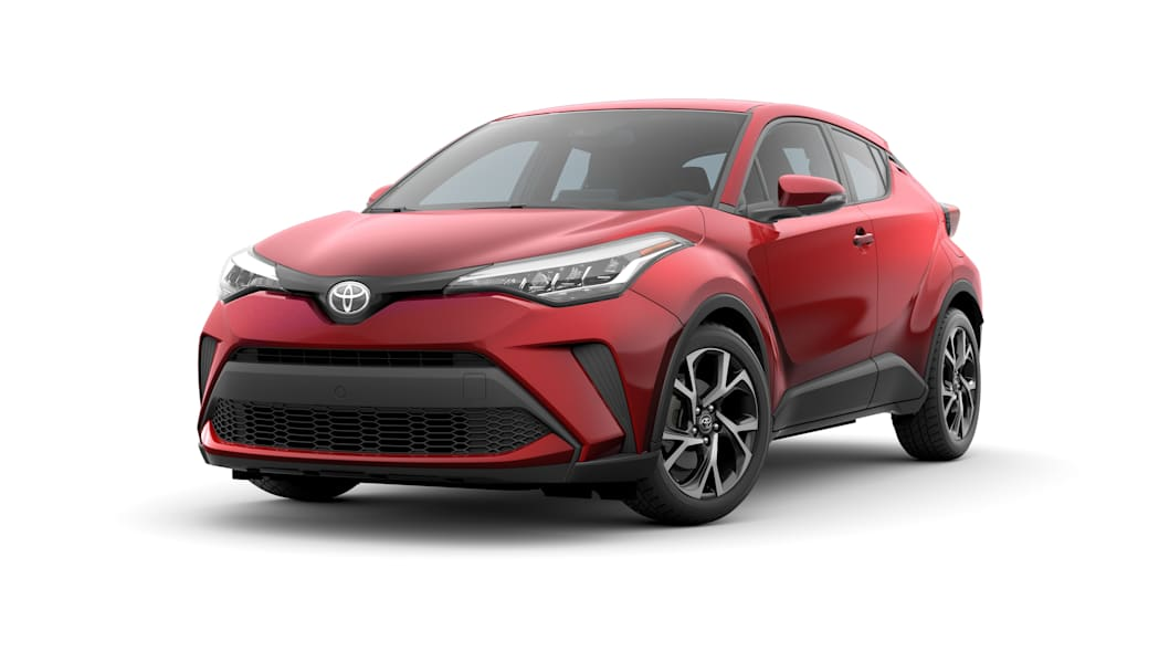 2020 Toyota CHR front