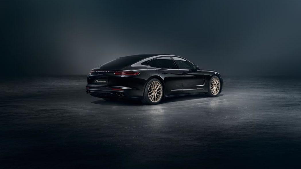 Porsche Panamera 10 Years