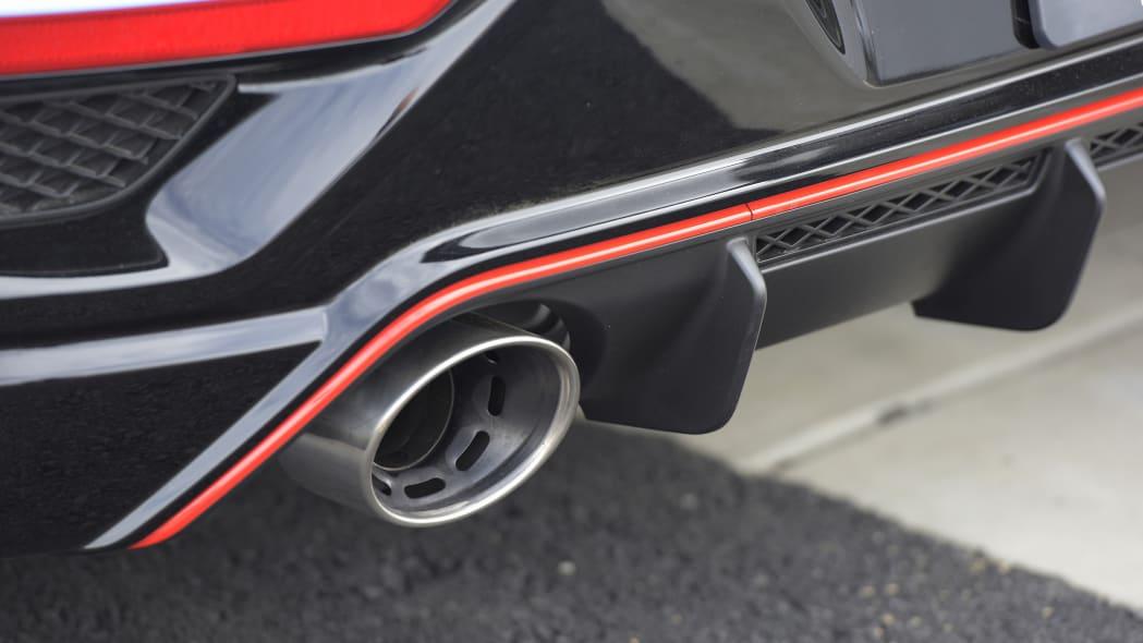 2020 Hyundai Veloster N exterior