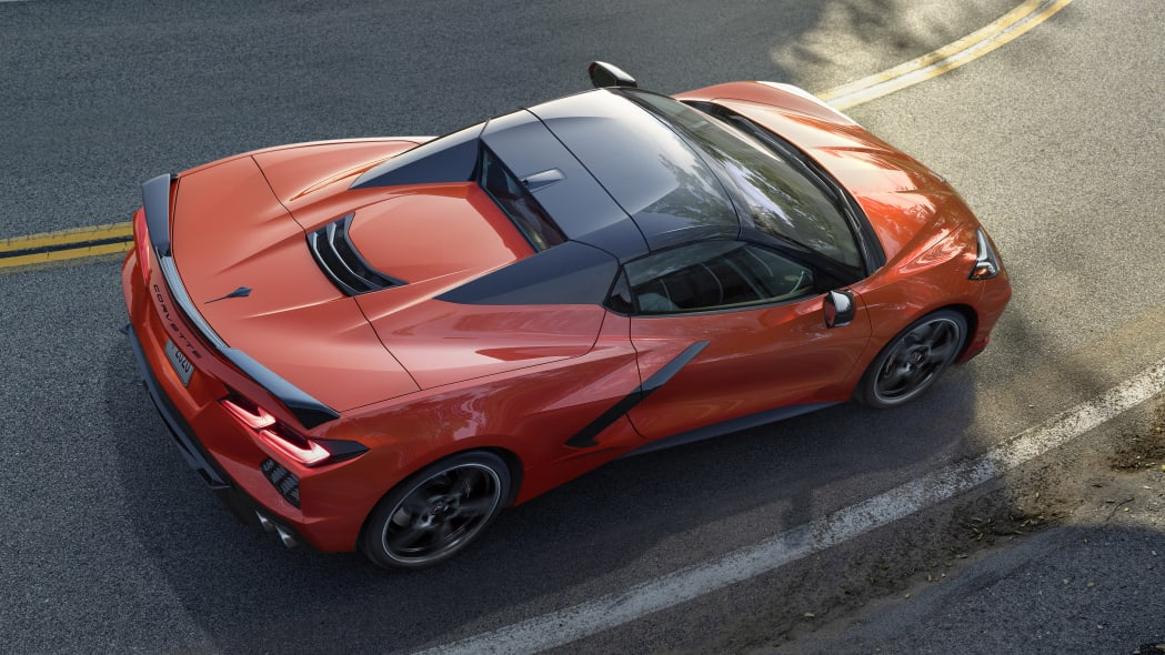 C8 Chevy Corvette Z06 to get rear wing bigger than ZR1's?