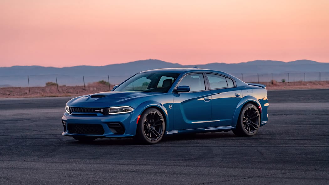 The 2020 Dodge Charger SRT Hellcat Widebody is the most powerful