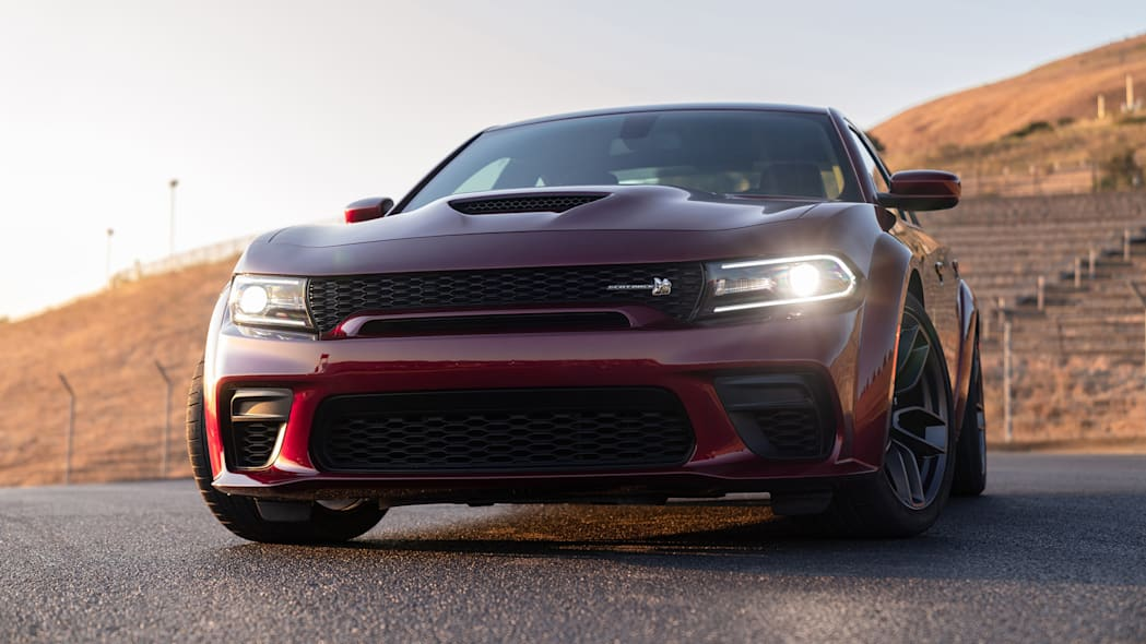 New aggressive and modern Widebody exterior, optional on Charger