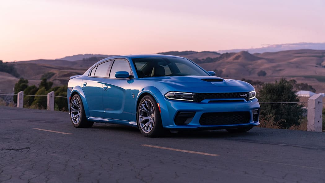 2020 Dodge Charger SRT Hellcat Widebody Daytona 50th Anniversary