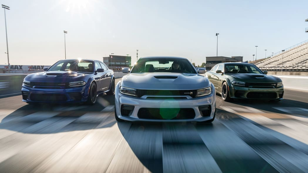 Dodge//SRT expands its high-performance 2020 Charger SRT Hellcat