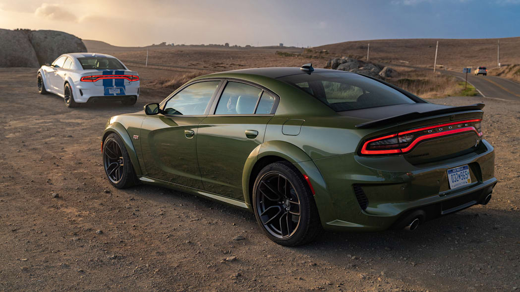 Dodge//SRT expands its high-performance 2020 Charger SRT Hellcat and Scat Pack with new Widebody exterior
