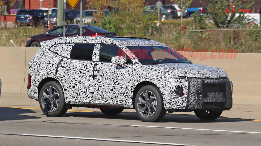 2021 Chevy Blazer XL