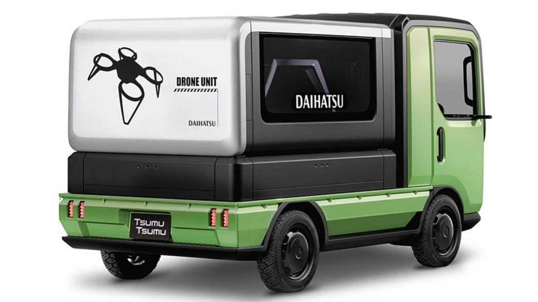 Daihatsu Tsumi Tsumi Concept