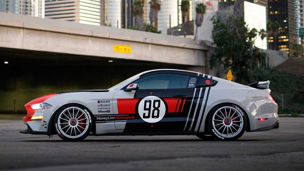 The 700-hp Moneylion Ford GT
