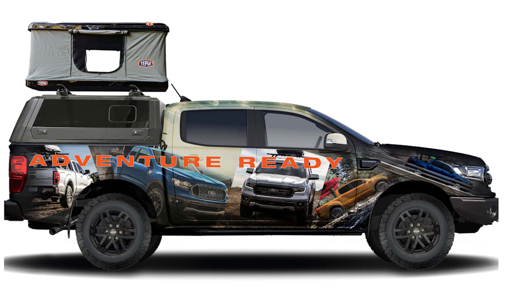 Ranger sideview_wrapped_present
