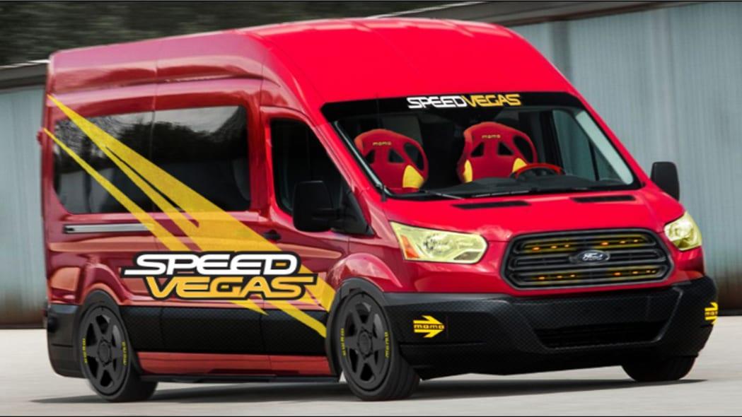 Speedvegas Transit