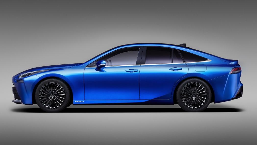 Toyota Mirai concept exterior