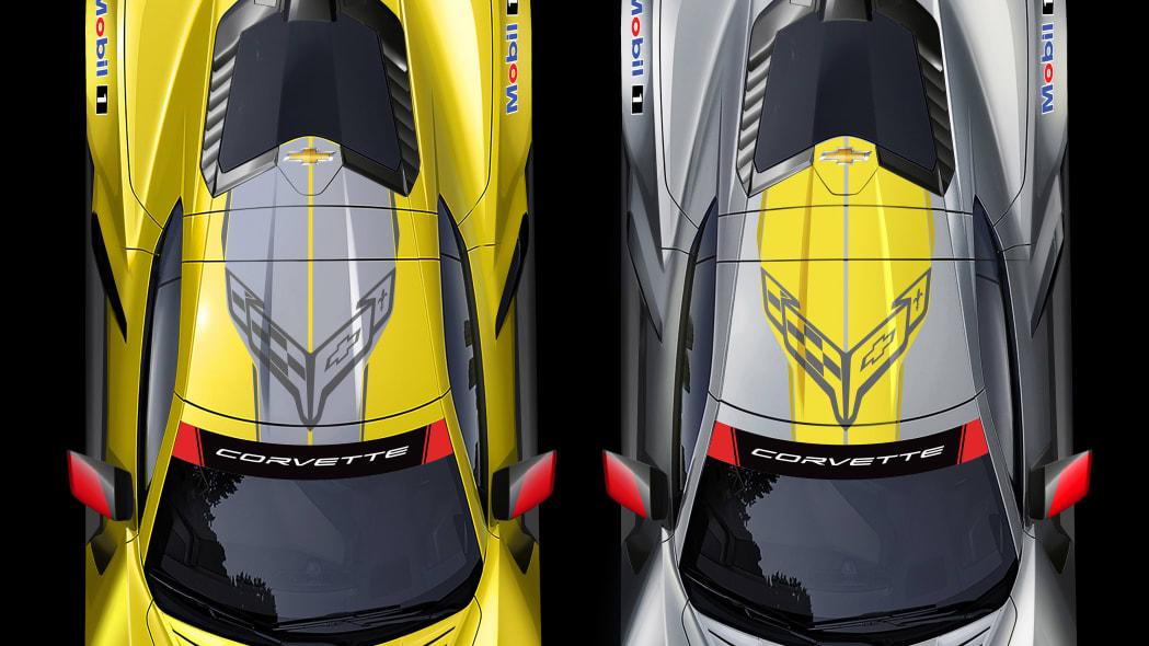 Chevy Corvette C8.R
