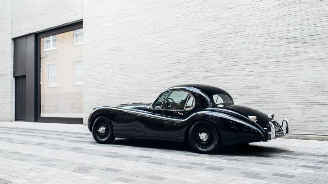 Lunaz electrifying classic cars with coachbuilt, millimeter precision