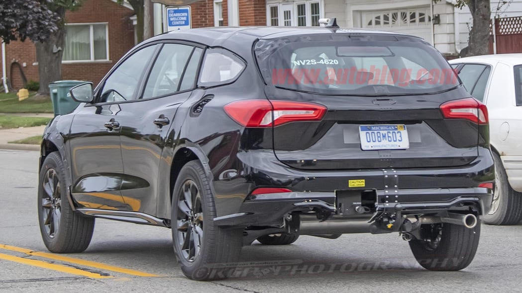 2021 Ford Mondeo SUV 5