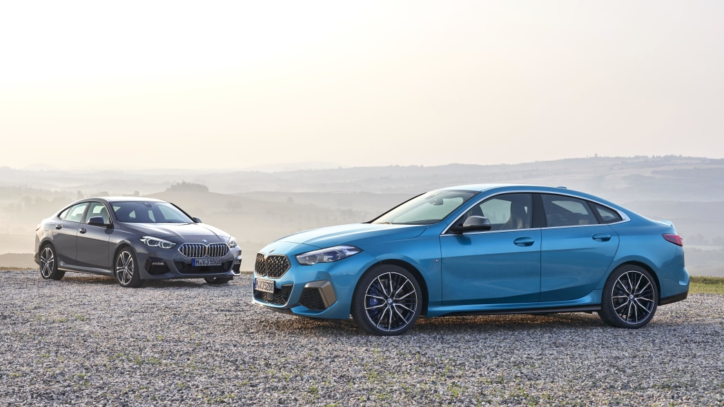 Two for 2: BMW 2 Series Gran Coupe revealed in two variants