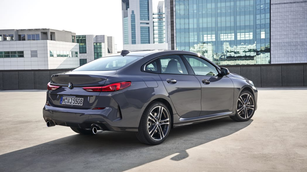 2020 BMW 228i xDrive Gran Coupe in gray