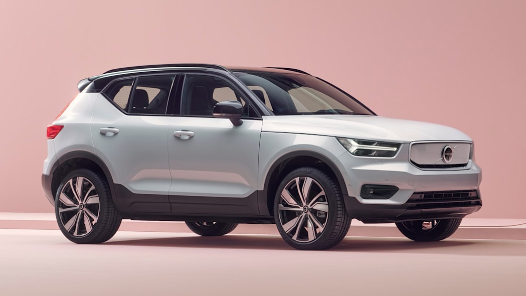 The 2020 Volvo XC40 Recharge is Volvo's first EV