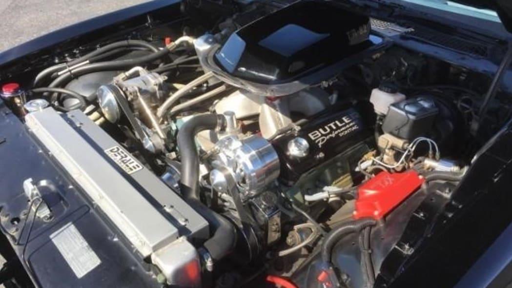 BR engine bay
