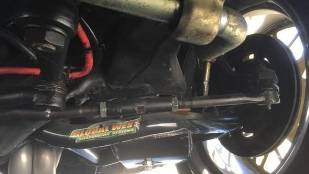 BR firebird suspension