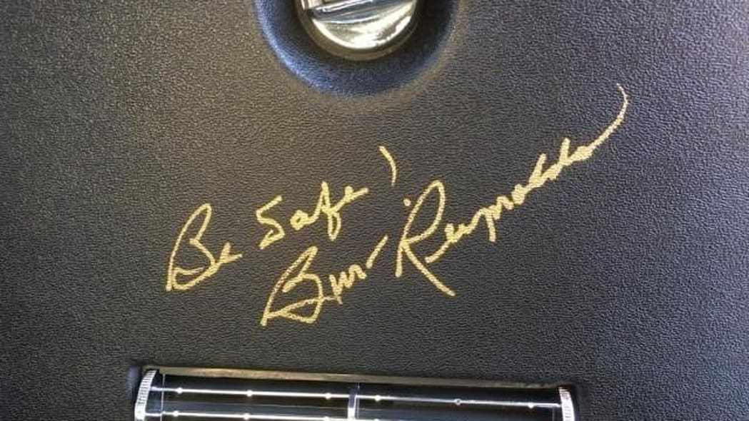 BR autograph