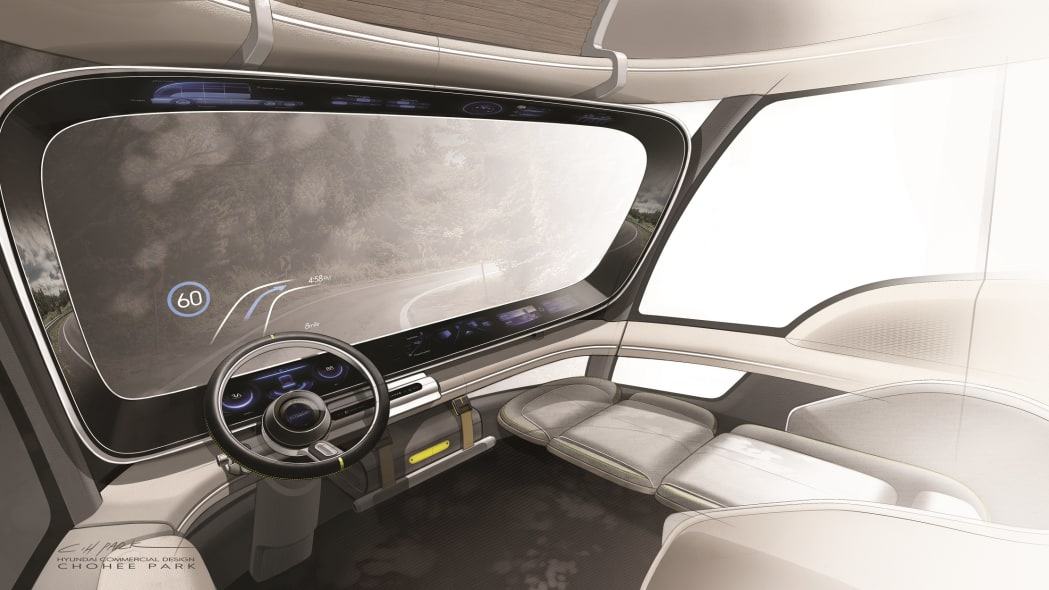Hyundai HDC-6 Neptune teaser