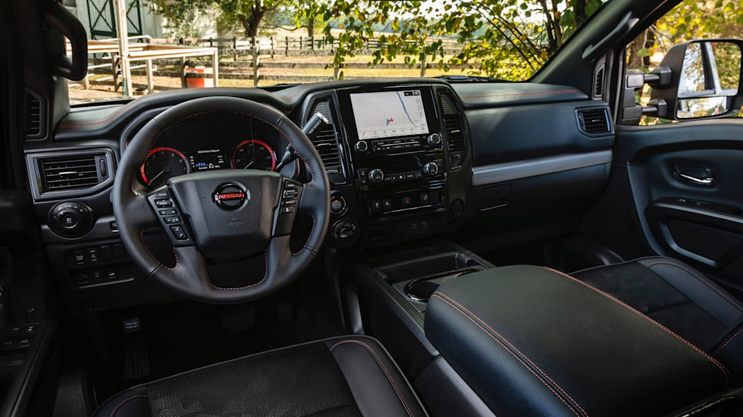 2020 Nissan TITAN XD PRO-4X-22