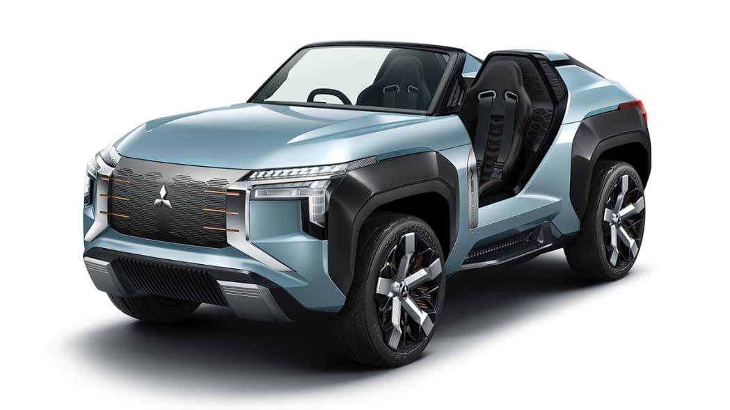 Mitsubishi MI-TECH concept car