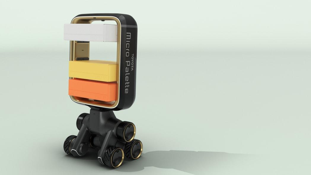 Toyota Micro Palette
