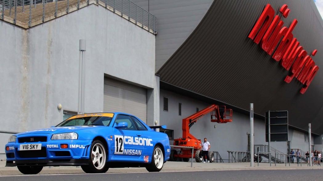 Calsonic Nissan Skyline GT-R