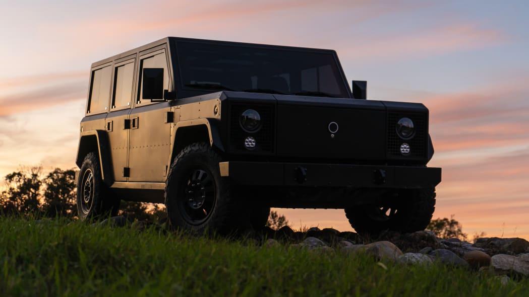Bollinger Motors B1 7-8 front outdoors