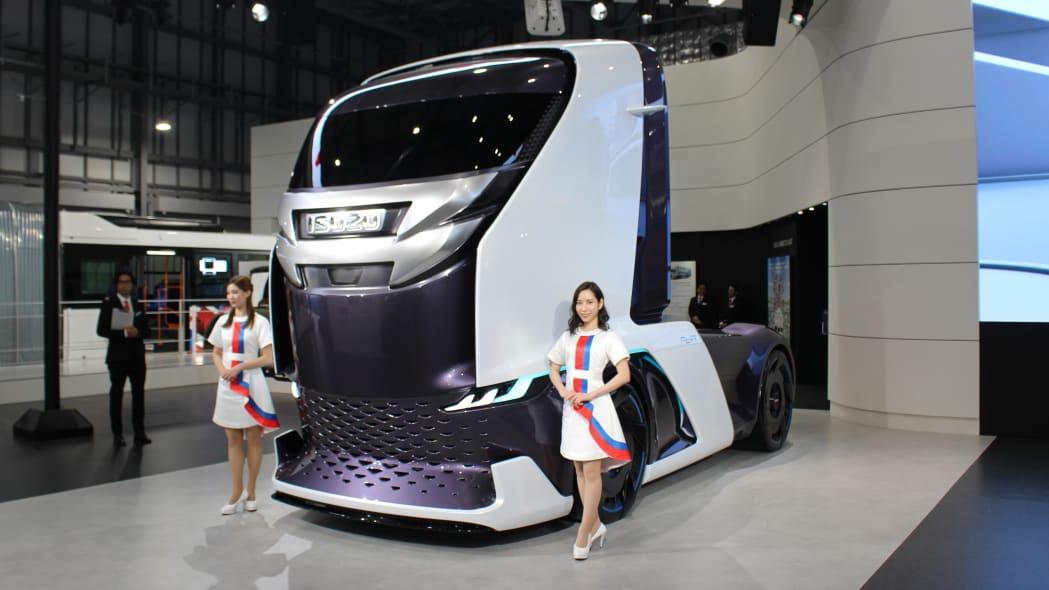Isuzu FLIR concept