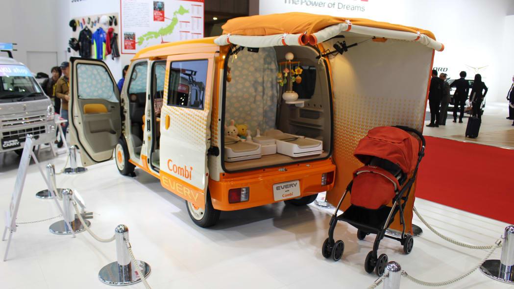 Suzuki Every Combi concept