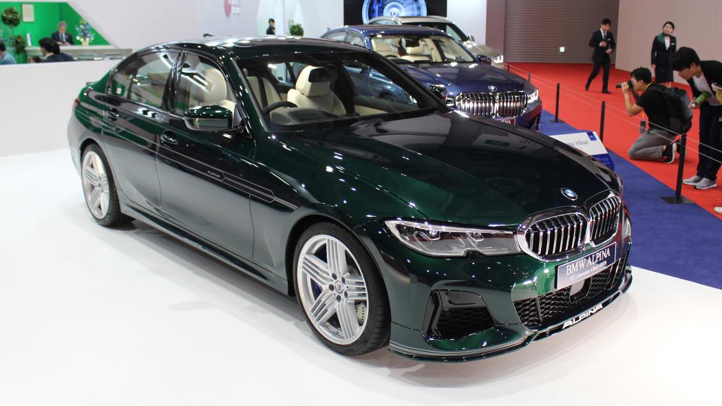 BMW Alpina B3 sedan