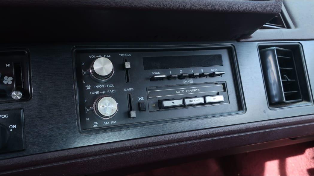 23 - 1986 Chevrolet Celebrity Eurosport in Colorado junkyard - photo by Murilee Martin
