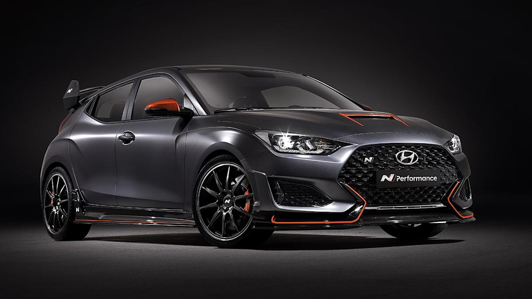 Hyundai Veloster N Performance Concept for SEMA