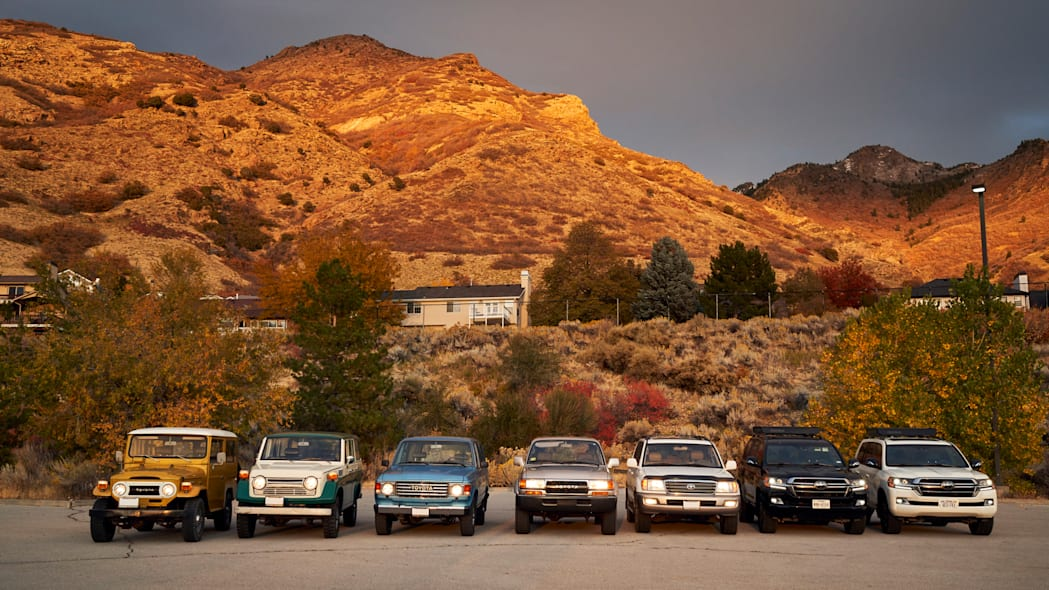 2020 Toyota Land Cruiser Heritage Edition First Drive | Backcountry birthright