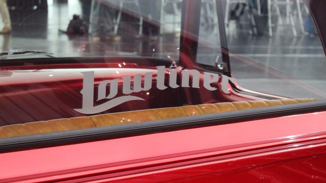1968 Dodge D200 Lowliner