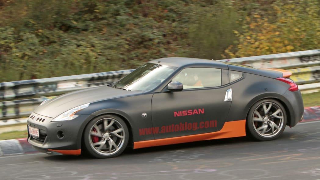 Nissan 370 Z mule 6 copy