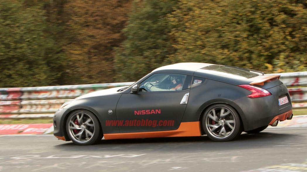 Nissan 370 Z mule 8 copy