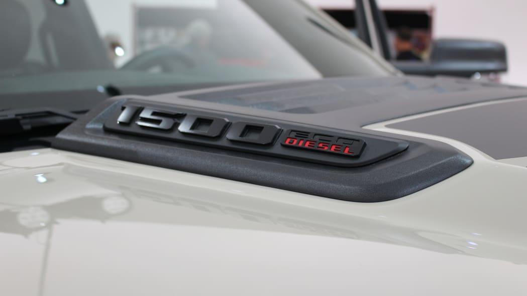 2020 Ram 1500 Rebel OTG diesel