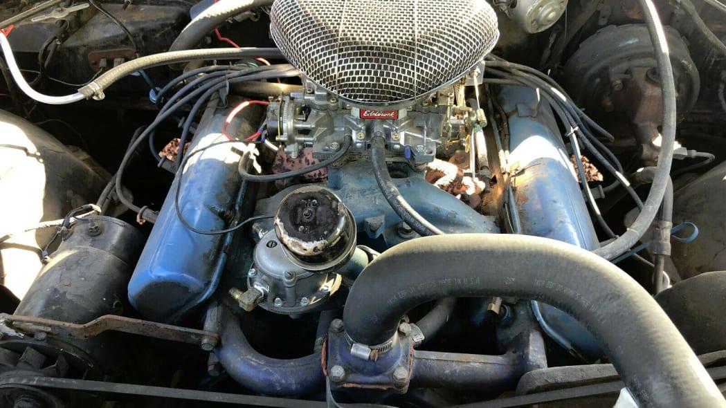 hearse engine