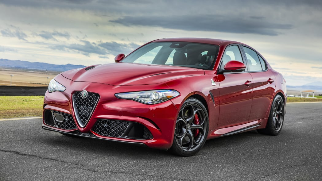 2019 Alfa Romeo Giulia Quadrifoglio Review | As good as you imagine