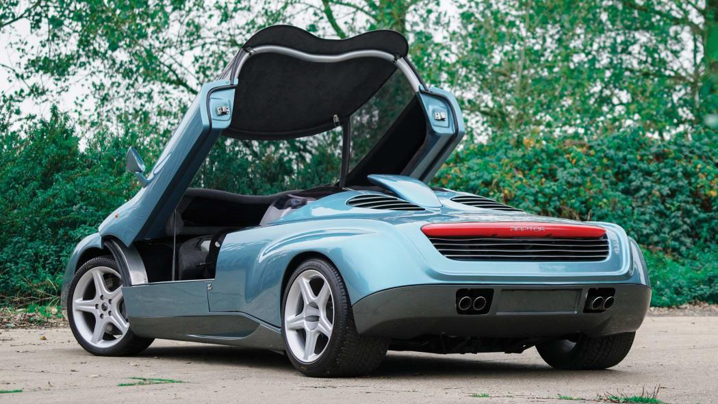 1996 Zagato Raptor concept supercar