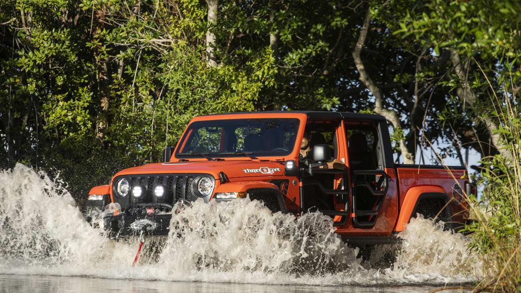 Jeep Wrangler and Gladiator 305 Edition