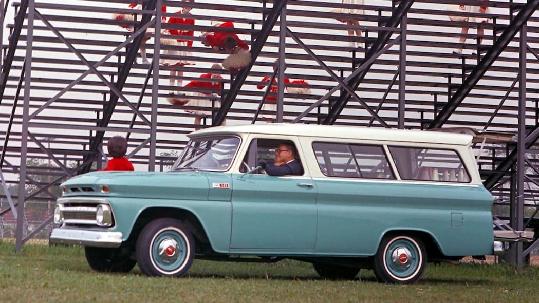 1965 Chevy Suburban